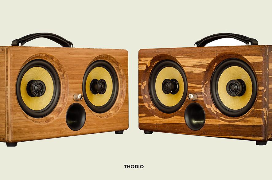 bamboe speakers